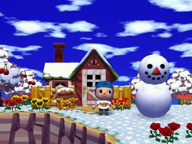 snowmanfordrift